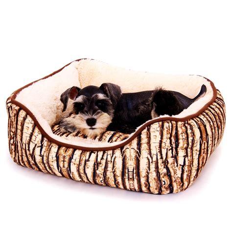 medium sized dog beds bedroom archaicfair dog beds bolster designer for medium