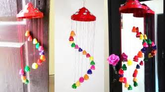 How To Make Wall Hangings With Paper - newspaper wall hanging newspaper wind chime