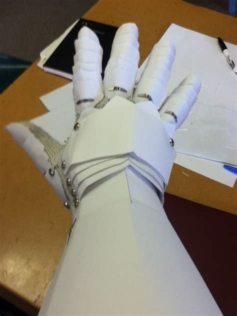 How To Make Gloves Out Of Paper - how to make gloves out of paper 28 images stuffed