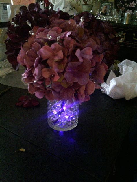 purple water centerpieces 17 best images about water bead ideas on