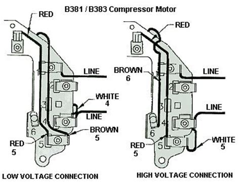 wiring diagram century electric company motors gould