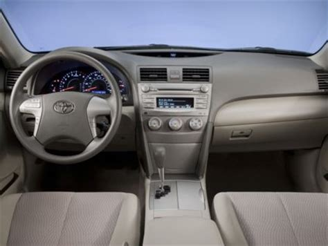2011 Toyota Camry Interior Review 2011 Toyota Camry Features Invoice And Listed Prices