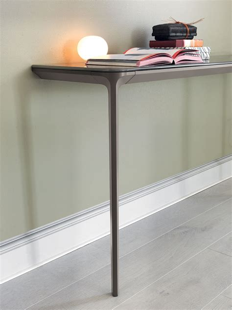 slim console tables   add  sophistication