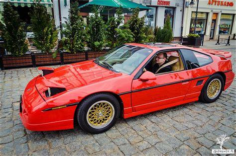 1984 pontiac fiero gt pontiac fiero gt 1987 36000 pln warszawa giełda klasyk 243 w