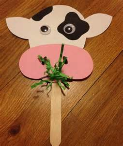cow crafts for kids (3) « funnycrafts