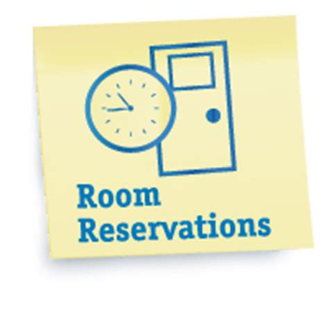 Room Reservation by Room Reservation Clip Cliparts