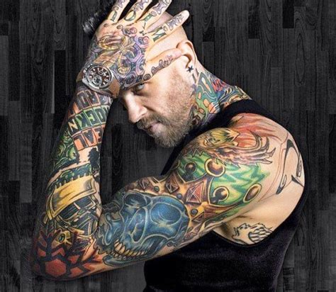 chris andersen s 11 tattoos amp their meanings body art guru
