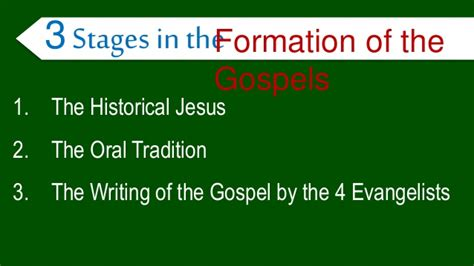 gospel parallels a synopsis of the three gospels with alternative readings from the manuscripts and noncanonical parallels classic reprint books the formation of the gospels