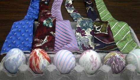 silk tie dye easter eggs impact thrift stores