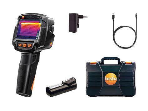termocamera testo termocamera testo 865 termocamere temperatura