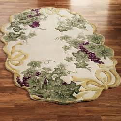 grape design kitchen rugs conexaowebmix
