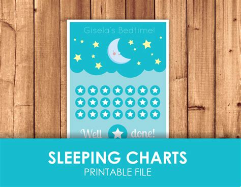 printable reward charts for sleeping good sleeping moon reward chart download sleeping chart
