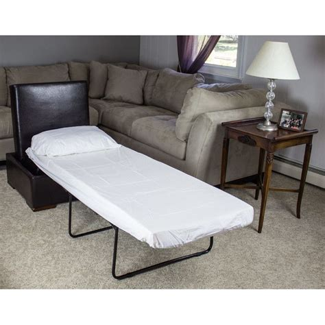 ottoman converts to a guest bed 25 best ideas about sleeper ottoman on pinterest