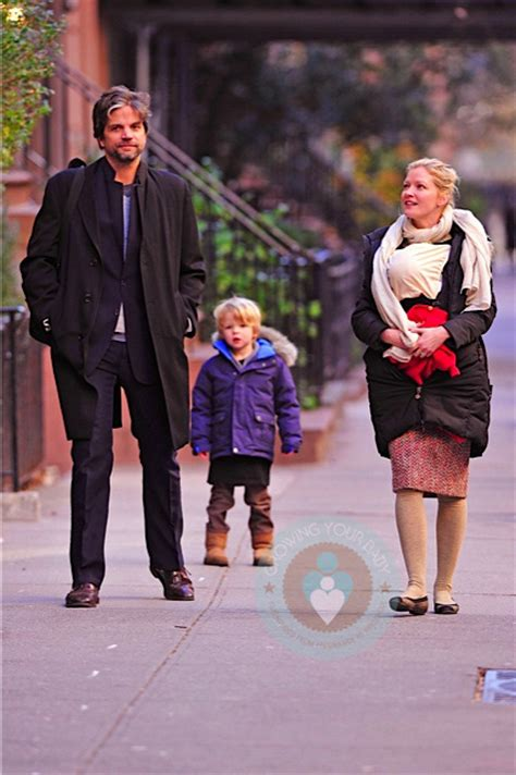 Kid Mol gretchen mol with winter ptolemy and husband tod kip williams growing your baby