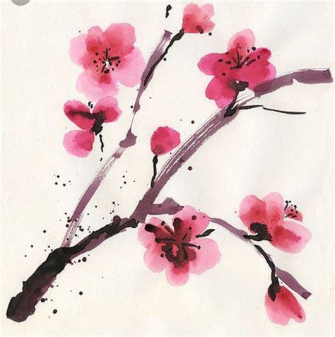 Japanese Cherry Blossom Tattoo Small