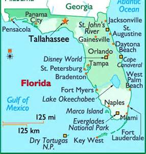 usa map with florida image detail for usa maps map of florida florida