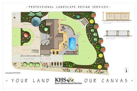 layout of landscape garden garden design with okanagan landscape and yard british