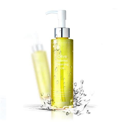 Olive Helps Detox And Cleanse by Hanskin Olive Essential Cleansing Hanskin Makeup