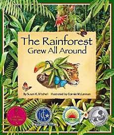rainforest picture books 10 best forest habitat and forest animals books for