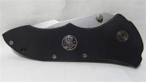 smith wesson pocket knives smith wesson pocket knife quot production run quot