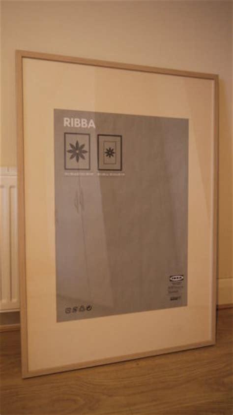 Kanvas Lukis 100cm X 100cm ikea ribba frame 70 cm x 100 cm for sale in dun laoghaire dublin from petulka1