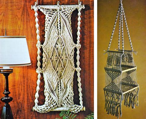 Macrame Styles - scanning around with gene groovy macram 233 creativepro