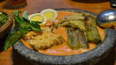 resep masakan indonesia resep pecel terong