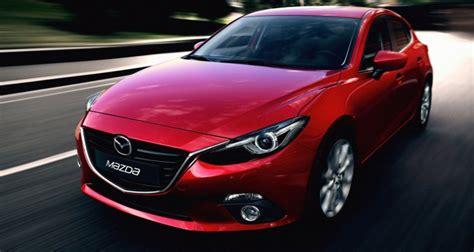 Mazda Neue Modelle 2016 Automobil Bau Auto Systeme
