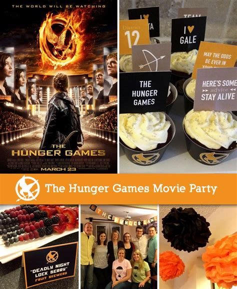 themes in hunger games trilogy 21 best hunger games party ideas images on pinterest