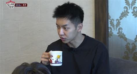 lee seung gi soompi forum lee seung gi can t stop talking about the military soompi