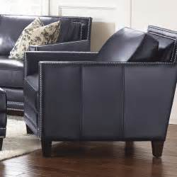 navy leather chair save on additional pieces