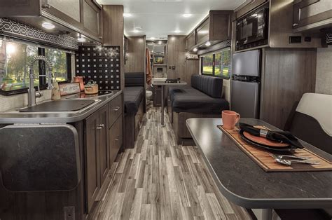 ford transit based class  motorhomes debut