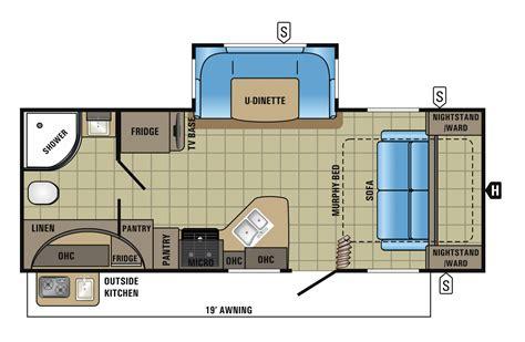 travel trailer floor plan 2017 white hawk travel trailer floorplans prices jayco