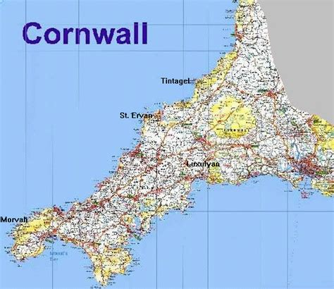 map uk cornwall toms warder bible christian preacher and