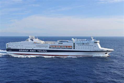 porto palermo grandi navi veloci traghetti per il marocco viedelmare