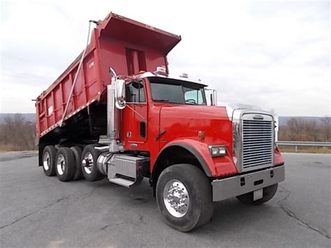 what does the truck end dump trucks for sale in pa