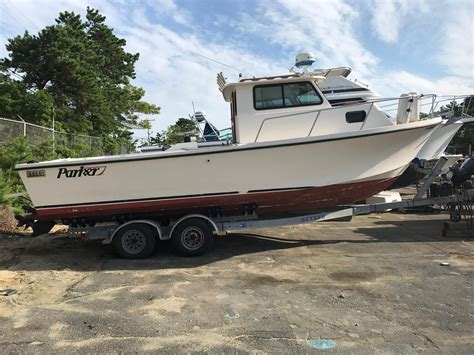 parker sport cabin boats for sale 1992 parker 2520 sport cabin power boat for sale www