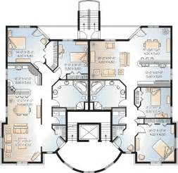 8 unit apartment building floor plans