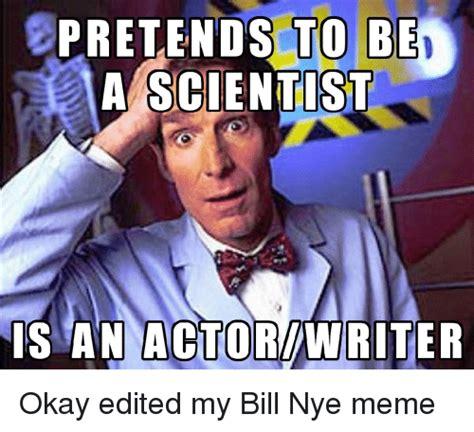 Bill Nye Memes - bill nye meme stand back www imgkid com the image kid