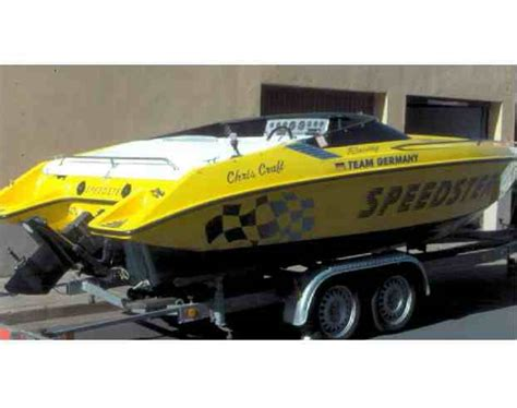 www gebraucht wagen de chris craft stingers speedster 202