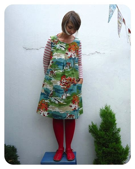 dressmaking  numbers happy homemade sew chic dress