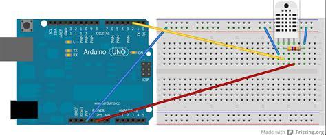 code arduino dht22 lire une sonde dht22 avec un arduino