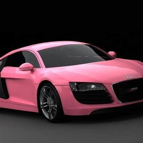 pink audi barbie pink audi r8 is so pretty pink pink it