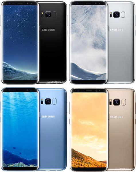 samsung galaxy s8 pictures official photos