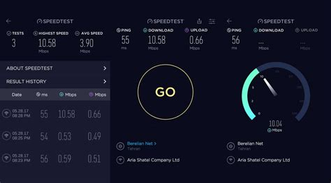 speed test mobile ookla s speedtest app comes to windows 10 mobile devices