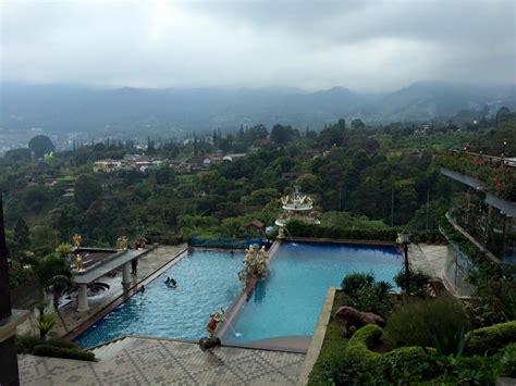 hotel  puncak bogor  pemandangan terbaik