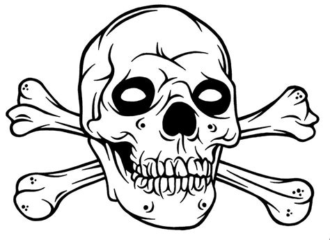 coloring page skull printable skull coloring pages coloring me