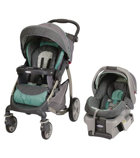 Graco Travel System graco stylus lx classic connect travel system winslet