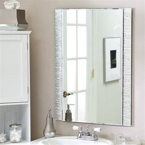 large bathroom wall mirror wall mirror bathroom