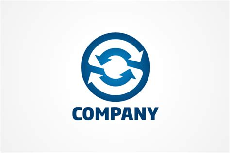 s logo blue spinning logo vector images frompo